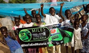 Miles to End Malaria Gains New Partner