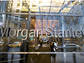 JPMorgan Chase posted a profit for the first quarter. (Michael Kappeler/AFP/Getty Images)
