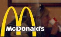 McDonald's May Sales Rise