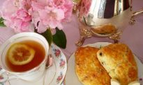 Mother's Day Treat: Afternoon Tea and Scones