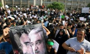 Former Head of Israeli Mossad: Mousavi Leading Genuine Revolution