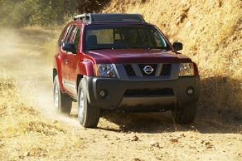 2008 Nissan Xterra  (Courtesy of Nissan Motors)
