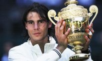 Nadal Dethrones Federer at Wimbledon