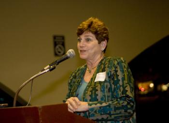 Nancy D. Lewis, director of Research Program at the East-West Center. (The Epoch Times)
