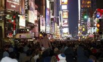 Ball Drop 2011 Countdown: Times Square New Year's Eve