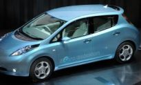 Nissan LEAF: Another Entry into the Electric Car Market