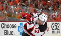 New Jersey Devils Out of the Cellar