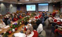 NORAD Marks 50 Years Tracking Santa Claus