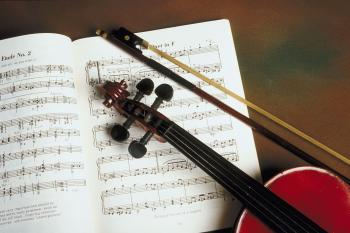 Classical music moves the soul and fills one with joy; joy which is pure and inspiring and which frees the mind from any bad thoughts. (Photos.com)