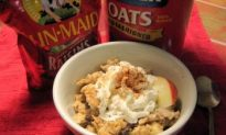 Bring Back Oatmeal to Your Breakfast Table