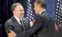 Virginia Gov. Selected as New DNC Chairman