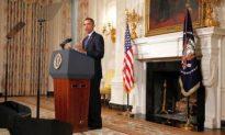 Obama Discusses Security Fixes