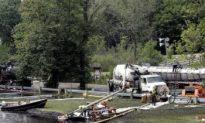 New Oil Spill in Battle Creek, Michigan pollutes Kalamazoo River