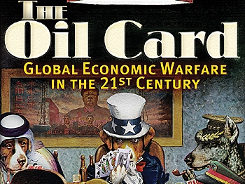 ECONOMIC WAR: Writer James R. Norman contends that constantly rising gas prices hurt China more than the U.S. (http://www.theoilcard.com/ )