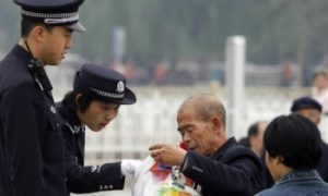 Beijing's Olympic Security Turmoil