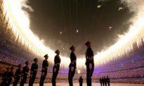 Olympic Opening Ceremony Mocks Reality