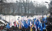 Ukrainian Government Holds Soviet-Style 'Dialogue' With Citizens