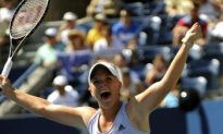 Oudin Ousts Fourth Seed Dementieva
