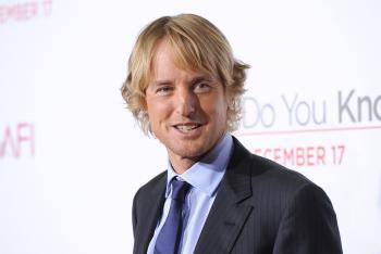 Owen Wilson, the 'Little Fockers' and 'How Do You Know' star, is set to become a father any day now. (Jason Merritt/Getty Images)