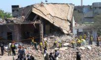 Taliban Bombs Pakistan Anti-Terrorist Agency