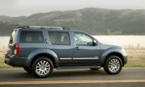 2009 Nissan Pathfinder SE 4X4: Equipped For Action