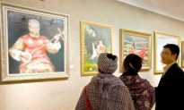 NTD TV Global Oil Painting Competition Exhibition Opens