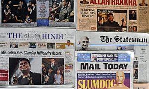 'Slumdog Millionaire' Oscar Win Prompts Euphoria in India