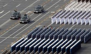 Stockholm Syndrome on Parade in Beijing