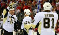 Pens Sweep Canes, Back in Cup Final