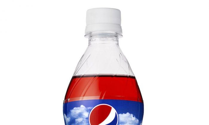 RED PEPSI: Pepsi Japan is set to launch the newest twist to the popular drink across Japan: salty watermelon Pepsi. (Suntory Holdings Ltd.)