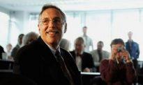 Peter Diamond, an MIT Professor, Shares Nobel Prize