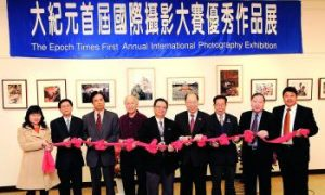 Epoch Times Photography Exhibition a Success