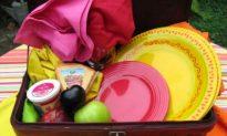 Pack a Summer Picnic Dinner