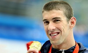 Phelps is Fifth Olympian in History to Win Nine Gold Medals