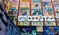 New York: Death Rattle of Graffiti 'Mecca:' 5Pointz