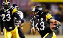 Steelers Shoot Down Ravens, Join Cardinals in Super Bowl