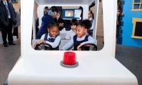 Interactive Play Station Teaches Children About NYPD
