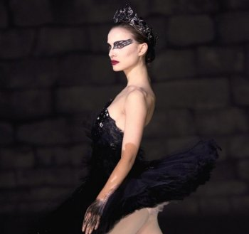 BEST ACTRESS: Natalie Portman in her shape-shifting, Oscar-winning performance as an obsessive, delusional prima ballerina in Darren Aronofsky's 'The Black Swan.'  (Niko Tavernise/Fox Searchlight)