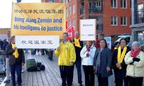 Wen Jiabao Arrives in Sweden, to Welcoming Committee and Protests