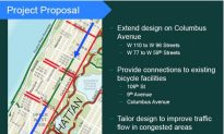 Columbus Avenue Bike Lane Approved by Community Board Committee
