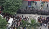 Chinese State Media Admit Widespread Protests in China