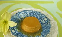 Holiday Dessert: Pumpkin Flan