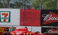 Rahal Captures Second IndyCar Pole in a Row