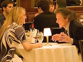 NEW YORK TALE: Robin Wright Penn and Chris Cooper star in a vignette in 'New York, I Love You.' (Vivendi Entertainment)