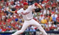 Roy Halladay Pitches No-Hitter in NLDS Game 1 vs. Reds