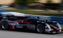 Audis Barely Fastest in Sebring Test Morning Session