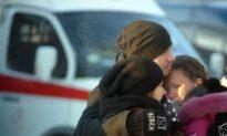 Russia Mourns 112 People Killed in Nightclub Fire