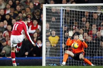 Gunners Fire on all Cylinders, Upset Chelsea
