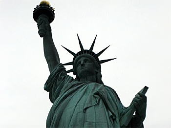 The Statue of Liberty (Charlotte Cuthbertson/The Epoch Times)