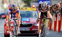 Sanchez Beats Voigt in Paris-Nice Stage Six